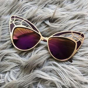 Vintage Butterfly Sunnies